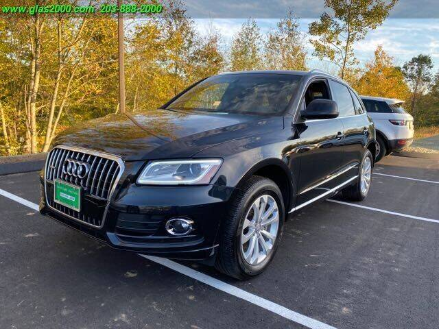 2013 Audi Q5 for sale at Green Light Auto Sales LLC in Bethany CT