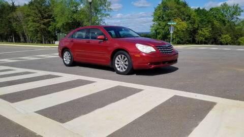 2010 Chrysler Sebring for sale at Tennessee Valley Wholesale Autos LLC in Huntsville AL