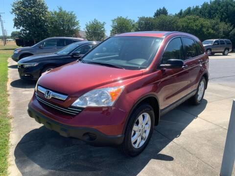 2007 Honda CR-V for sale at Getsinger's Used Cars in Anderson SC