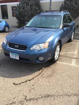2007 Subaru Outback for sale at Specialty Auto Wholesalers Inc in Eden Prairie MN