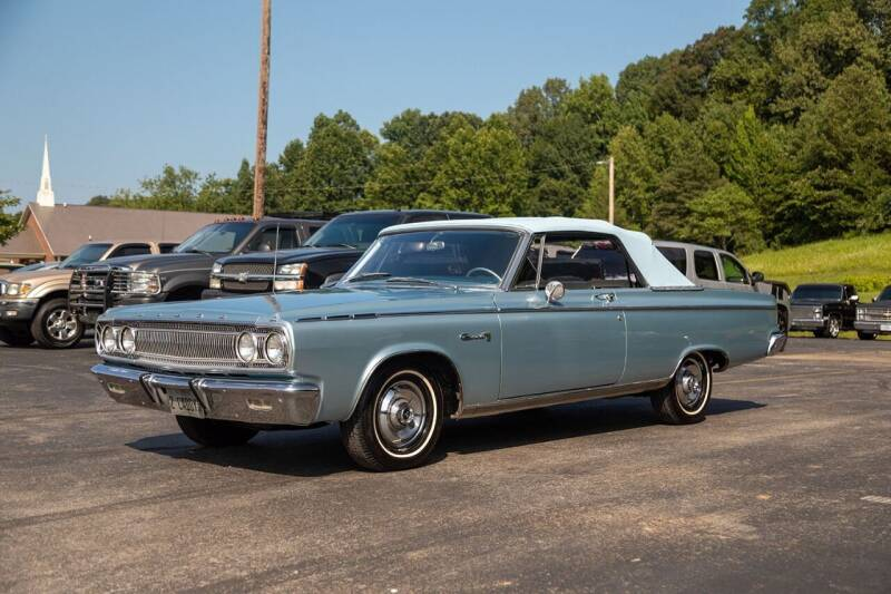 1965 Dodge Coronet for sale at Curts Classics in Dongola IL