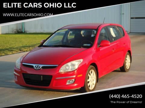 2009 Hyundai Elantra for sale at ELITE CARS OHIO LLC in Solon OH