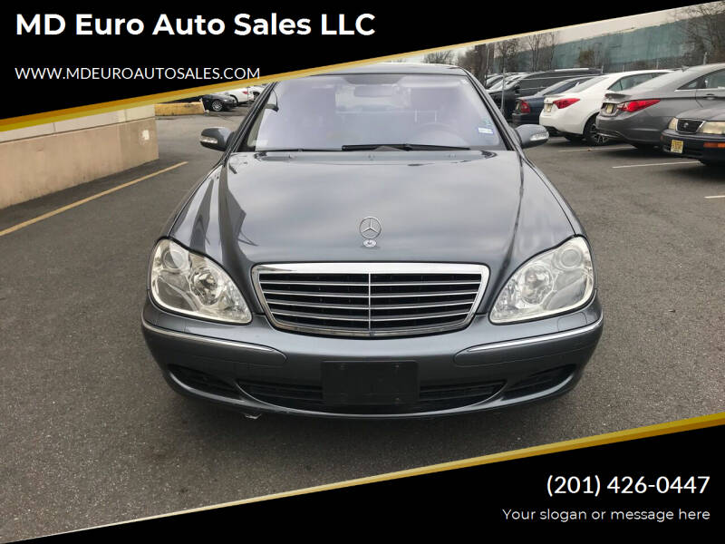 2006 Mercedes-Benz S-Class for sale in Hasbrouck Heights, NJ
