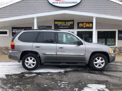 2005 GMC Envoy for sale at Stans Auto Sales in Wayland MI