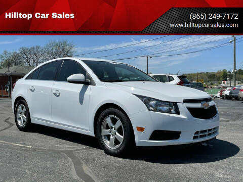 2014 Chevrolet Cruze for sale at Hilltop Car Sales in Knox TN