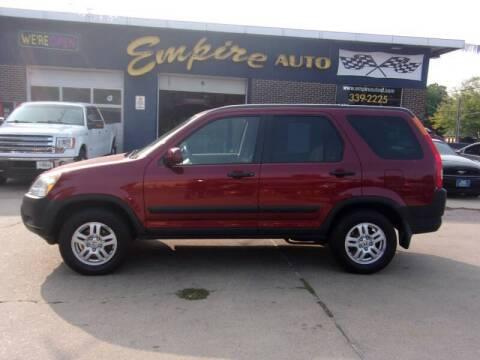 2004 Honda CR-V for sale at Empire Auto Sales in Sioux Falls SD