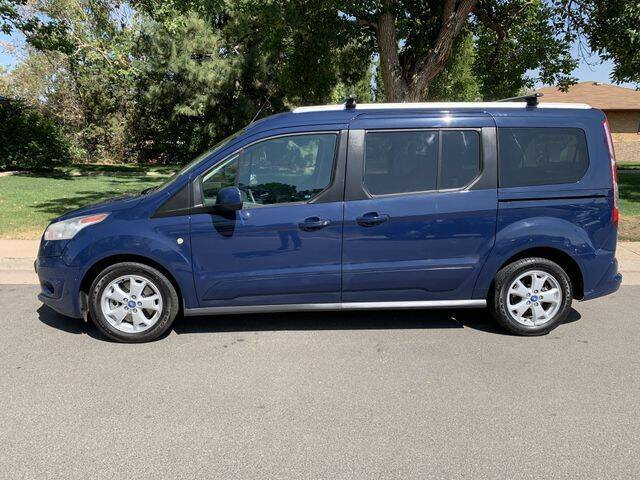 2015 Ford Transit Connect Wagon for sale at Auto Brokers in Sheridan CO