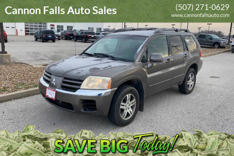 2005 Mitsubishi Endeavor for sale at Cannon Falls Auto Sales in Cannon Falls MN