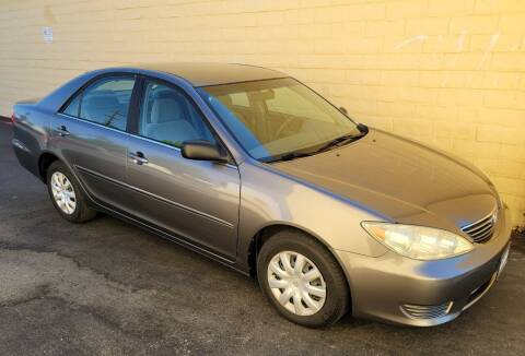 2006 Toyota Camry for sale at Cars To Go in Sacramento CA