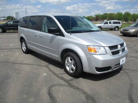 2010 Dodge Grand Caravan for sale at KAISER AUTO SALES in Spencer WI