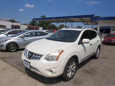 2013 Nissan Rogue for sale at Nile Auto Sales in Denver CO