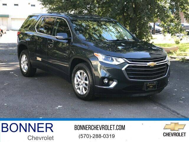 2018 Chevrolet Traverse for sale at Bonner Chevrolet in Kingston PA