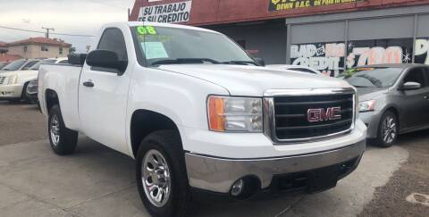 2008 GMC Sierra 1500 for sale at Sunday Car Company LLC in Phoenix AZ