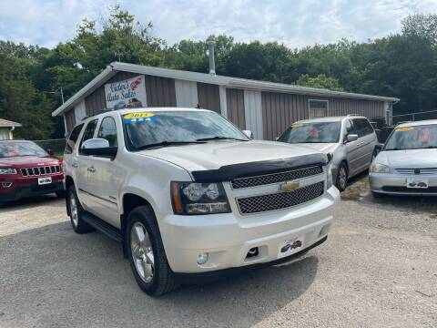 2011 Chevrolet Tahoe for sale at Victor's Auto Sales Inc. in Indianola IA