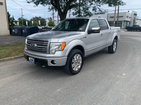 2010 Ford F-150 for sale at Adams Motors INC. in Inwood NY