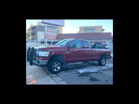 2009 Dodge Ram Pickup 2500 for sale at ELITE MOTOR CARS OF MIAMI in Miami FL