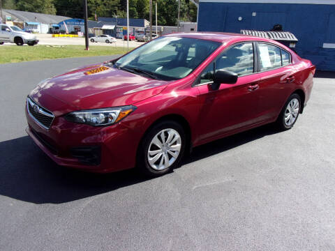 2017 Subaru Impreza for sale at Dave Thornton North East Motors in North East PA