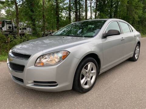 2012 Chevrolet Malibu for sale at Next Autogas Auto Sales in Jacksonville FL