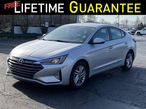 2019 Hyundai Elantra for sale at Vicksburg Chrysler Dodge Jeep Ram in Vicksburg MI