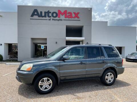 2004 Honda Pilot for sale at AutoMax of Memphis - V Brothers in Memphis TN