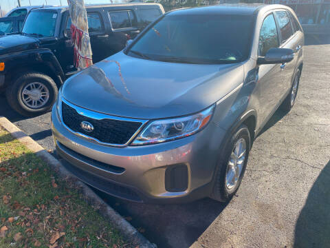 2015 Kia Sorento for sale at Right Place Auto Sales in Indianapolis IN