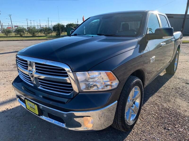 2017 RAM Ram Pickup 1500 for sale at Rock Motors LLC in Victoria TX