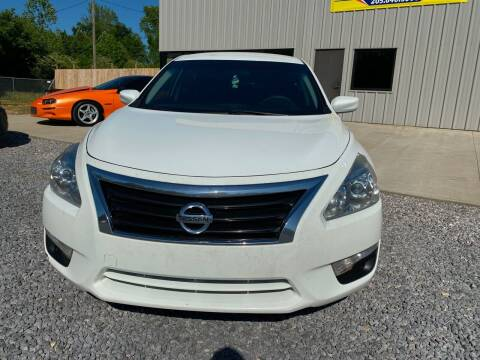 2015 Nissan Altima for sale at Anaheim Auto Auction in Irondale AL
