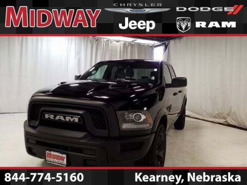 2021 RAM Ram Pickup 1500 Classic for sale at MIDWAY CHRYSLER DODGE JEEP RAM in Kearney NE