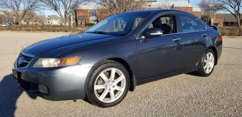2004 Acura TSX for sale at JC Auto Sales LLC in Wichita KS