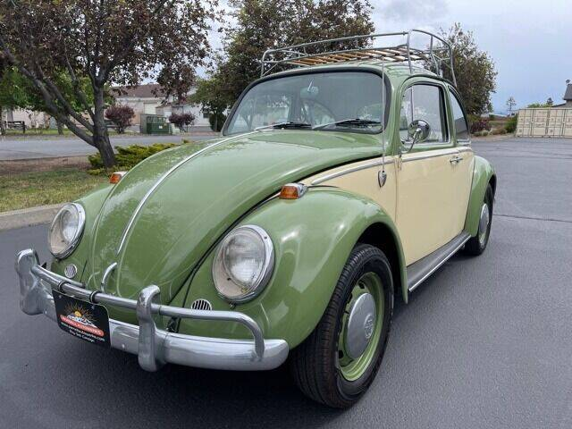 1966 Volkswagen Beetle for sale at Parnell Autowerks in Bend OR