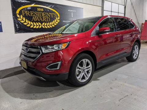 2017 Ford Edge for sale at LIDTKE MOTORS in Beaver Dam WI