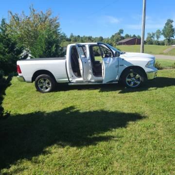 2014 RAM Ram Pickup 1500 for sale at Guarantee Auto Galax in Galax VA
