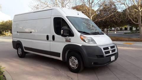 2014 RAM ProMaster Cargo for sale at Goleta Motors in Goleta CA