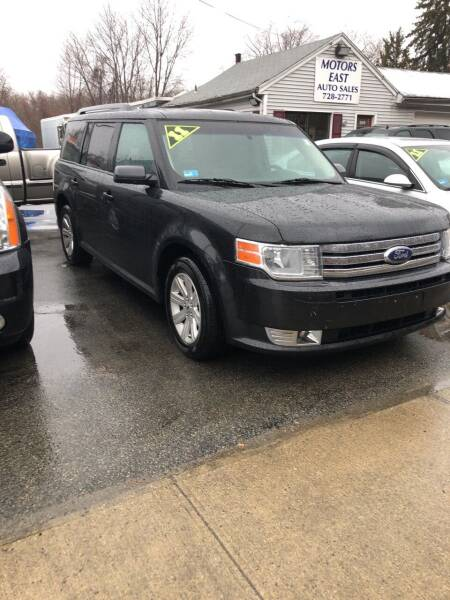 2011 Ford Flex for sale at MOTORS EAST in Cumberland RI