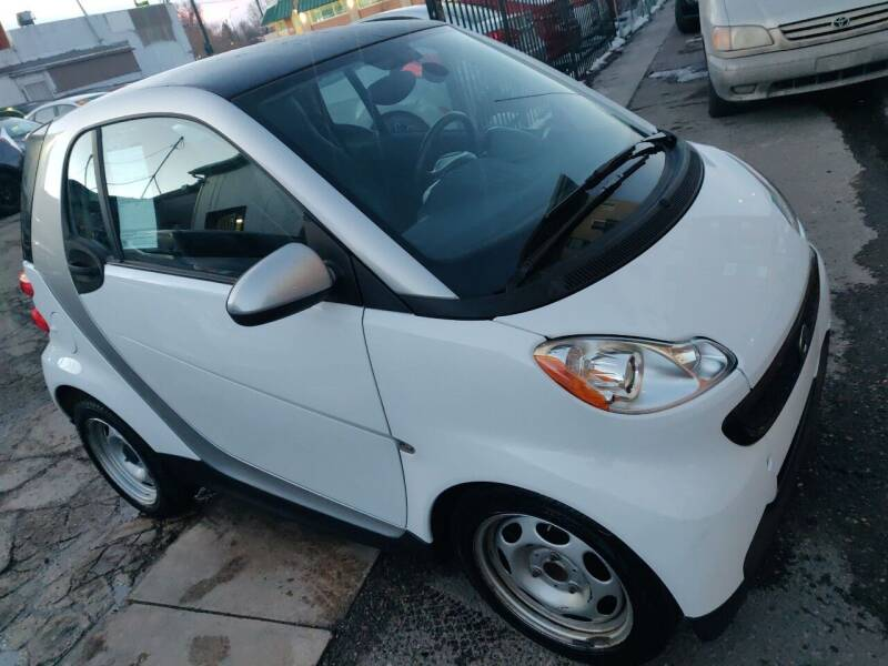 2013 Smart fortwo for sale at Sanaa Auto Sales LLC in Denver CO