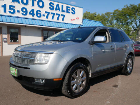 2007 Lincoln MKX for sale at B & D Auto Sales Inc. in Fairless Hills PA