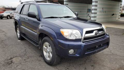 2007 Toyota 4Runner for sale at MFT Auction in Lodi NJ
