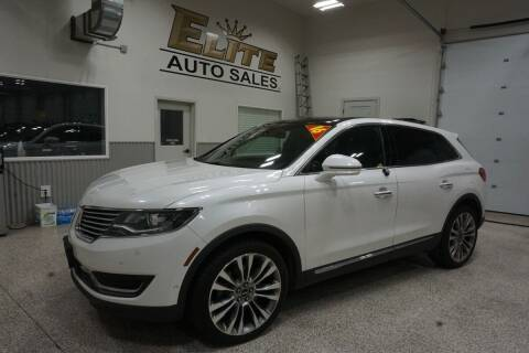 2016 Lincoln MKX for sale at Elite Auto Sales in Idaho Falls ID