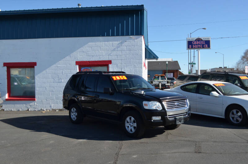 2010 Ford Explorer for sale at CARGILL U DRIVE USED CARS in Twin Falls ID