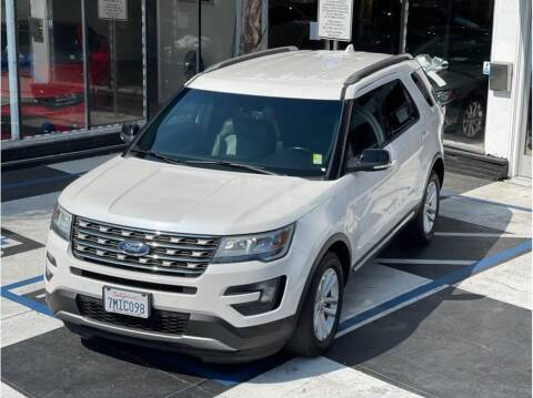 2016 Ford Explorer for sale at AutoDeals in Daly City CA