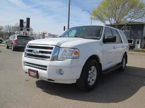 2010 Ford Expedition for sale at SCHULTZ MOTORS in Fairmont MN
