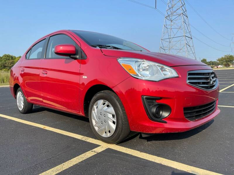 2017 Mitsubishi Mirage G4 for sale at Quality Motors Inc in Indianapolis IN