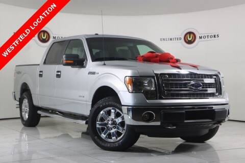 2013 Ford F-150 for sale at INDY'S UNLIMITED MOTORS - UNLIMITED MOTORS in Westfield IN
