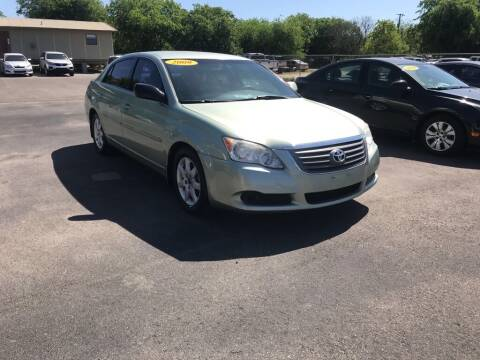 2009 Toyota Avalon for sale at Auto Solution in San Antonio TX