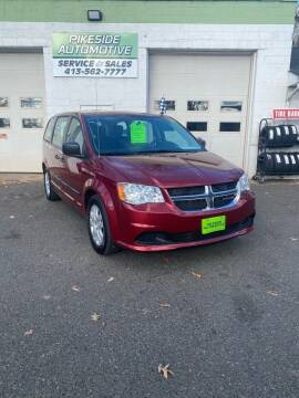 2014 Dodge Grand Caravan for sale at Pikeside Automotive in Westfield MA