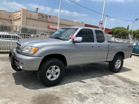 2003 Toyota Tundra for sale at Olympic Motors in Los Angeles CA