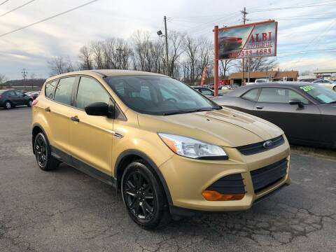 2014 Ford Escape for sale at Albi Auto Sales LLC in Louisville KY