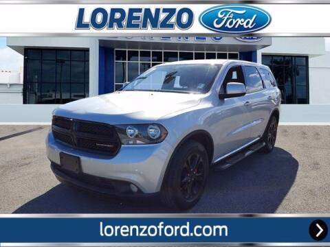 2013 Dodge Durango for sale at Lorenzo Ford in Homestead FL