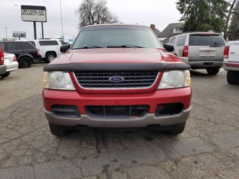 2003 Ford Explorer for sale at 2 Way Auto Sales in Spokane Valley WA