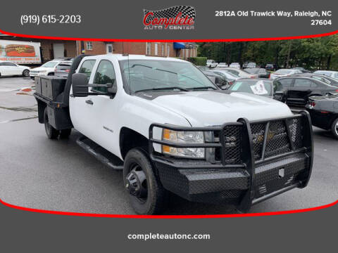 2014 Chevrolet Silverado 3500HD CC for sale at Complete Auto Center , Inc in Raleigh NC